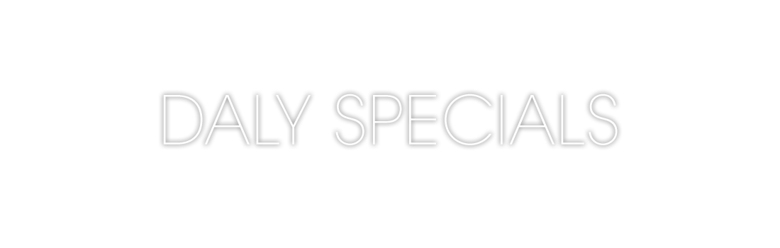Daly Specials